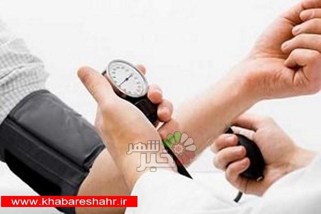 آغاز بسیج ملی فشار خون در شهرستان شهریار