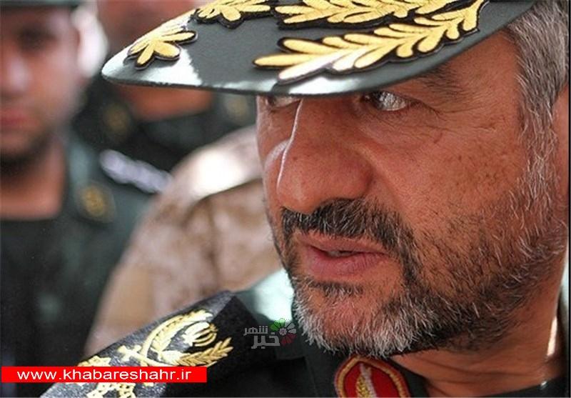 آنهایی که تا ۲هزار کیلومتری ایران پایگاه دارند، بدانند که موشکهای سپاه دقت بالایی دارند