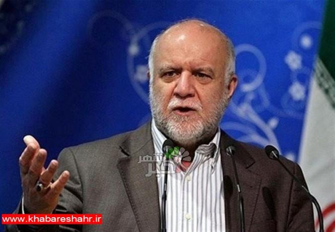 زنگنه: خواب آمریکا برای توقف صادرات نفت ایران تعبیر نمیشود