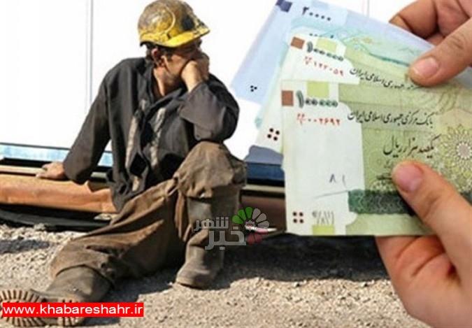 وزارت کار: راه حلی برای افزایش دستمزد کارگران وجود ندارد
