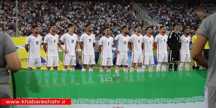 اعلام اسامی بازیکنان تیم ملی فوتبال برای دیدار با ازبکستان/سردار و 3 بازیکن دیگر خط خوردند