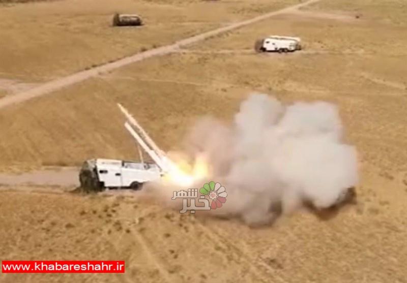 اطلاعات جدید از عملیات موشکی سپاه علیه تروریستها در اربیل/ شلیک ۷ فروند موشک فاتح ۱۱۰ از فاصله ۲۲۰ کیلومتری