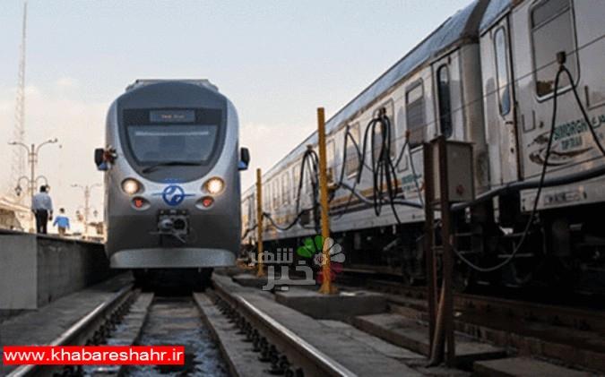 تکمیل خطوط ریلی میان شهرستانهای استان تهران