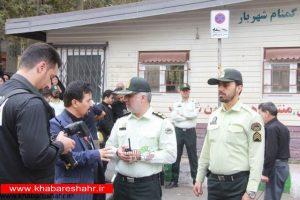 گزارش تصویری از حضور خبرنگاران خبرشهر در بین عزاداران حسینی شهریار