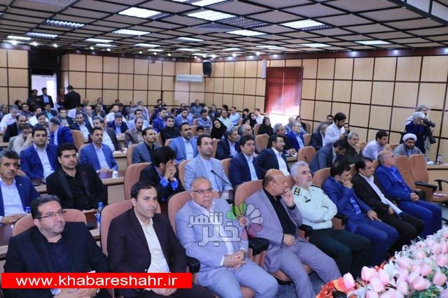تجلیل از برگزار کنندگان هفته فرهنگی درشهرستان شهریار