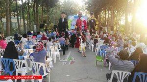 جشنواره همایش عروسکی در شهریار برگزار شد