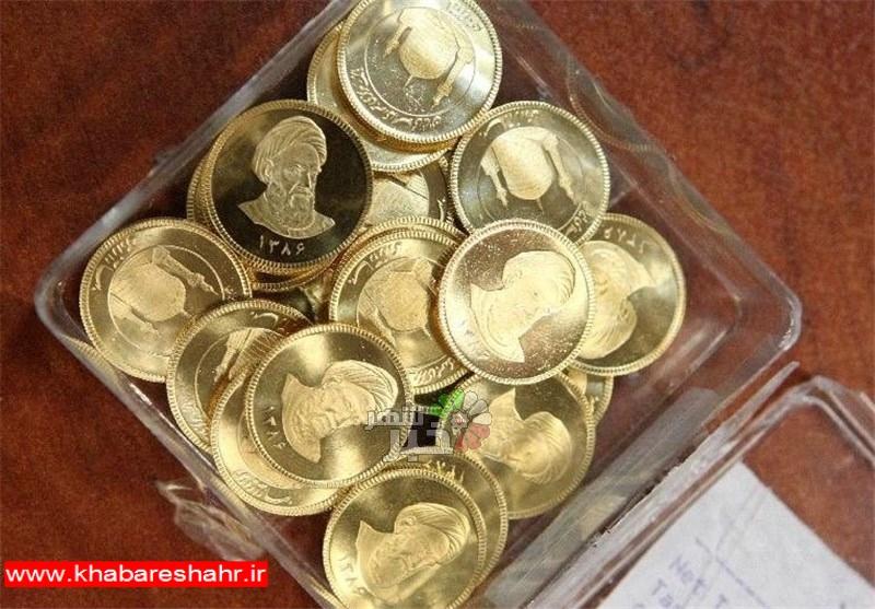 قیمت طلا، قیمت سکه و قیمت ارز امروز ۹۷/۰۷/۳۰