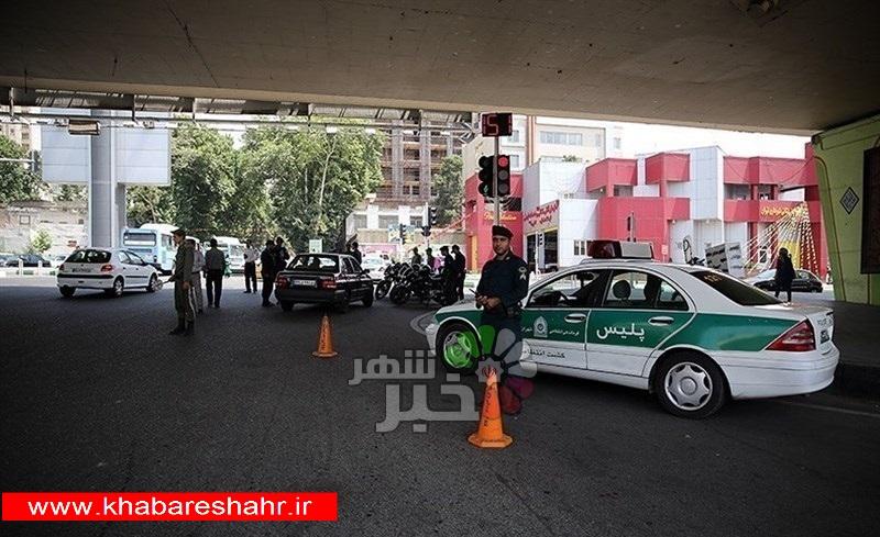 فرمانده انتظامی غرب استان تهران: روزانه بیش از ۳ هزار عملیات در غرب استان تهران انجام میشود