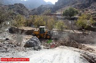 14 هزار مترمربع از اراضی کشاورزی ملارد آزادسازی شد