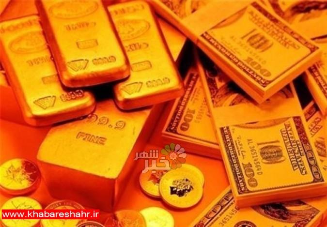 قیمت طلا، قیمت دلار، قیمت سکه و قیمت ارز امروز ۹۸/۰۱/۱۰