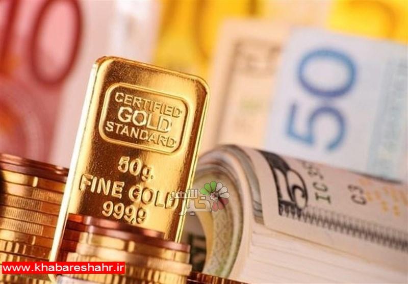 قیمت طلا، قیمت سکه و قیمت ارز امروز ۹۷/۰۸/۰۷