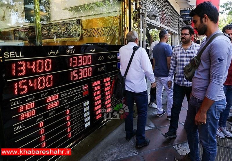خرید و فروش ارز خارج از صرافی ها ممنوع شد