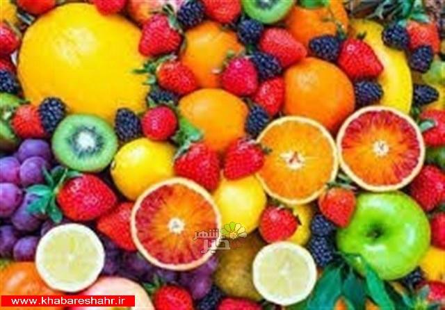 قیمت عمده فروشی ۶۰ قلم میوه و تره بار تا ۱۳ آبان + جدول