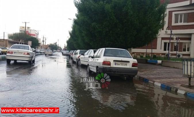 امروز سامانه بارشی تقویت میشود/ اعلام استانهای پربارش
