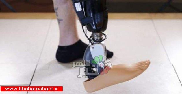 ساخت ربات مچ پا هوشمند در دانشگاه تهران