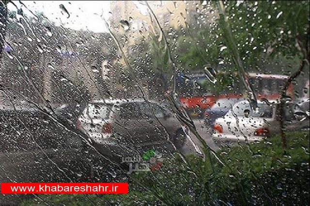 پیش بینی باران در ۸ استان/ هشدار وقوع سیلاب در غرب کشور
