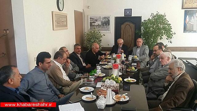 گزارش تصویری از حضور مدیر کل اداره فرهنگ و ارشاد اسلامی استان تهران در شهرستان شهریار