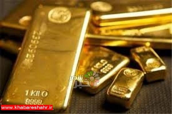قیمت جهانی طلا امروز ۱۳۹۷/۱۱/۲۰