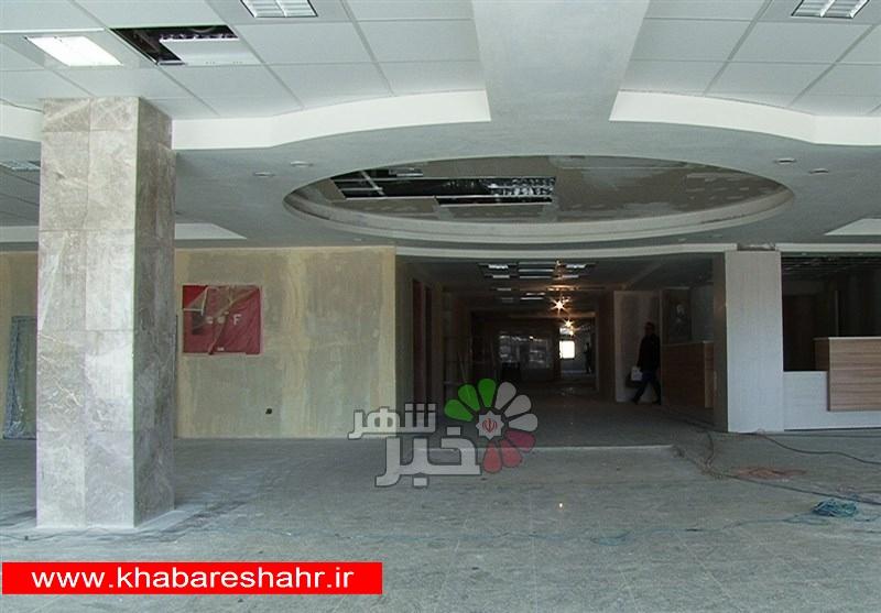 تکمیل بیمارستان ۱۶۰ تختخوابی ملارد به وزارت بهداشت واگذار شد