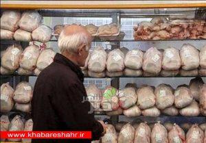 ادعای رئیس انجمن مرغ؛ با قیمت ۱۱ هزار تومانی مرغ هم مردم راضیاند، هم تولیدکننده