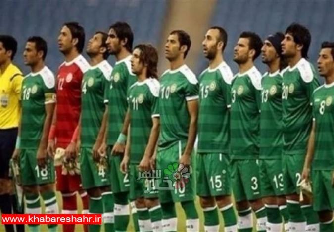 ۳ حریف تدارکاتی عراق تا جام ملتهای آسیا / درخواست فیفا از حریف ایران