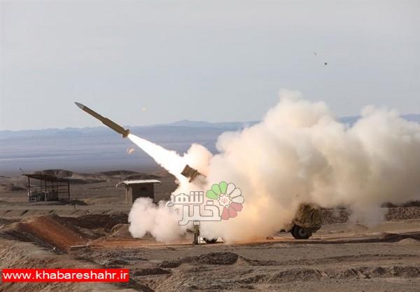 """جدیدترین سامانه موشکی پدافندی با نام """"مرصاد"""" رونمایی شد + عکس"""