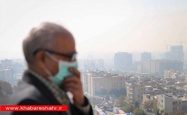 غرب استان تهران زیر چتر آلودگی/ آلایندگیهای صنایع تهدیدی جدی برای محیط زیست