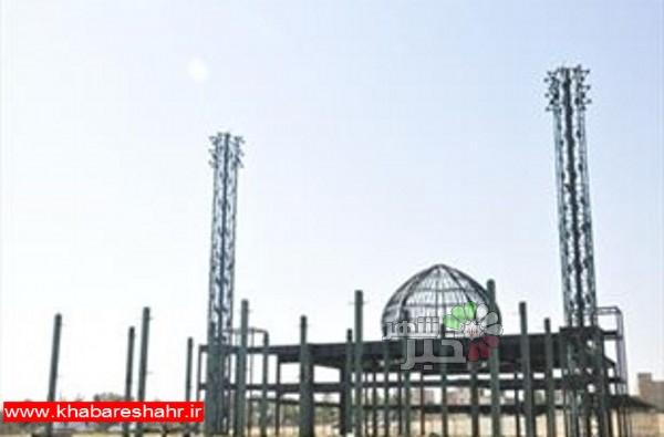 ساخت پروژه بزرگ مصلا در شهر قدس تسریع شود