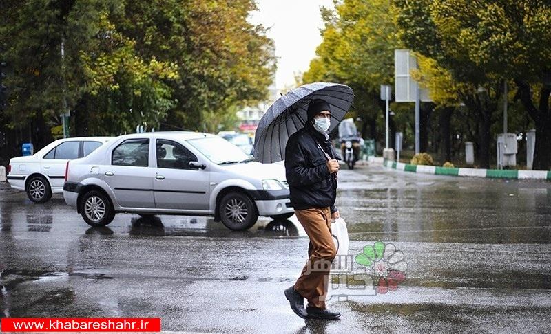 ورود سامانه بارشی جدید به کشور/پیشبینی بارش در برخی مناطق