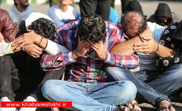 ۳۰ اخلالگر ارزی در کرج دستگیر شدند