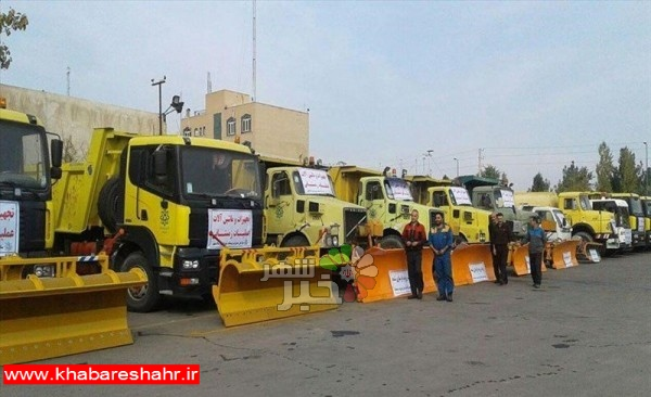 مدیریت بحران در شهرستانهای تهران جدی گرفته شود