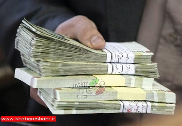 حقوقهای بالای ۵میلیون تومان هم سال بعد افزایش مییابد
