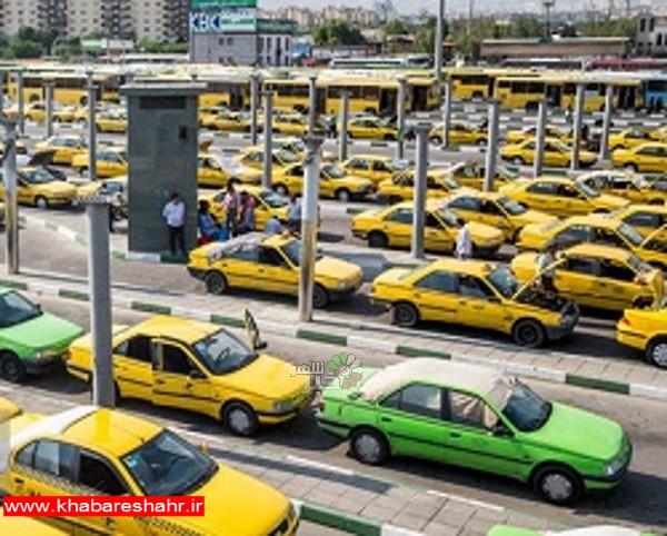 جزئیات نحوه ثبتنام رانندگان تاکسی برای دریافت لاستیک