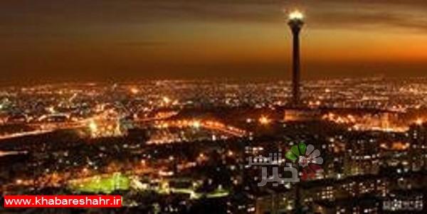 تهران در آستانه انفجار جمعیتی