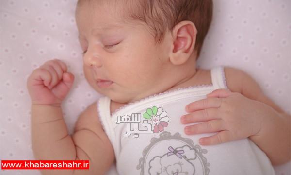 زمان آغاز عفونتهای نوزادی/ چه زمانی باید نوزاد مبتلا به عفونت را بستری کرد؟