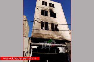 چهار کشته و مجروح در انفجار یک واحد تجاری در شهرقدس