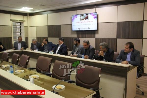 تشکیل جلسه کمیسیون برنامه ریزی، هماهنگی و نظارت بر قاچاق کالا و ارز شهرستان ملارد