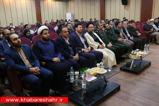 همایش بصیرت افزایی و روشنگری سیاسی در شهرستان ملارد برگزار شد