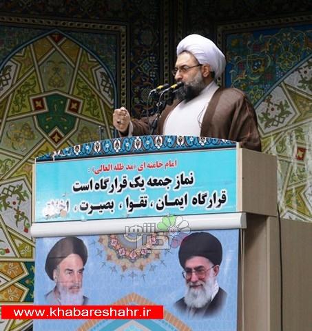 تحریم وزیر خارجه ایران توسط رئیسجمهور آمریکا نهایت عجز آنها در مقابل جمهوری اسلامی است