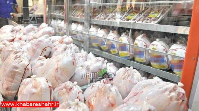 ورود سازمان حمایت به گرانی مرغ؛ قیمت ۱۰۸۰۰