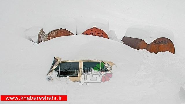 سیل و برف در ۱۱ استان کشور/فوت یک نفر بر اثر سیل در خوزستان