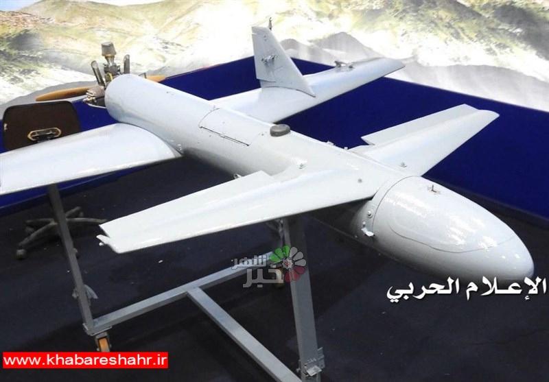 حملات پهپادی ارتش یمن به مواضع متجاوزان سعودی