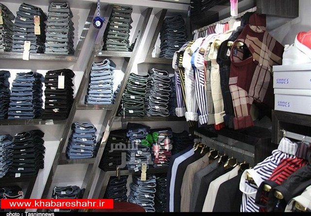 برخورد با عرضهکنندگان پوشاک قاچاق از هفته آینده در تهران اجرایی میشود
