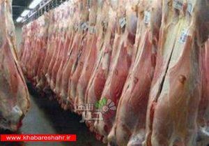 تعزیرات حکومتی تهران با هر نوع گرانفروشی گوشت قرمز برخورد میکند