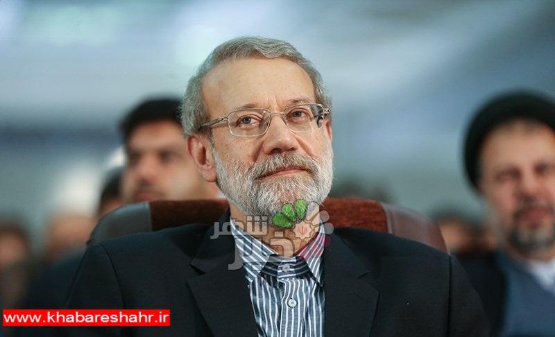 تخلف لاریجانی در قفل کردن درهای مجلس