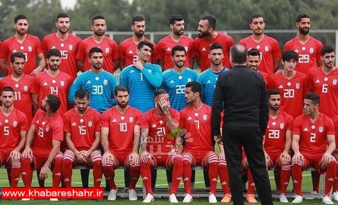 انتخاب ۲۳ بازیکن از سوی کیروش برای تحقق یک رؤیا/ اعلام لیست نهایی تیم ملی در جام ملتها