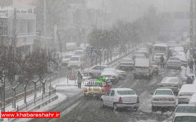 اگر در تهران برف نبارد…
