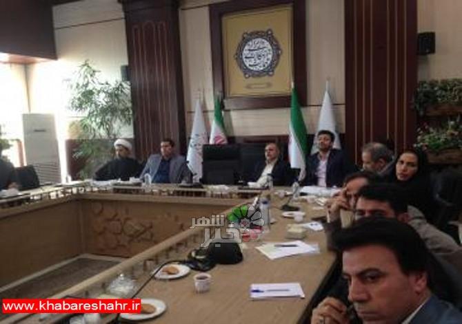 نشست بررسی وضعیت ساخت و سازهای غیرمجاز در استان با محوریت شهرستان ملارد برگزار شد