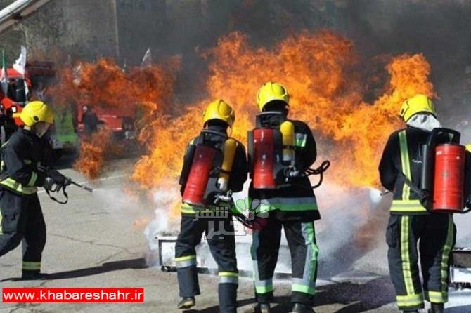اجرای طرح اعلام خودکار آتش سوزی ساختمانها