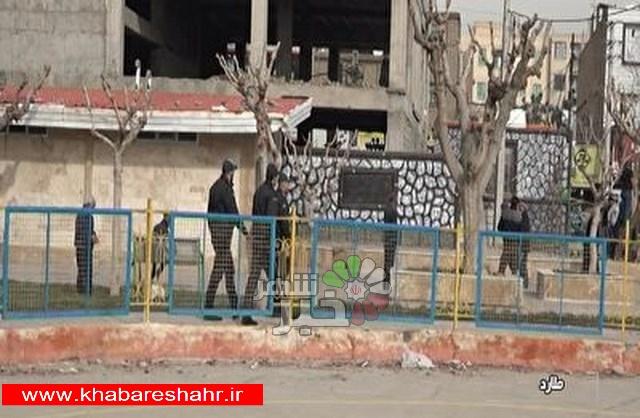 اجرای طرح پلیس پارک در اماکن تفریحی شهرستان ملارد